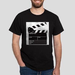 Clapper Chalk Board T-Shirt