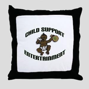 CSE Throw Pillow