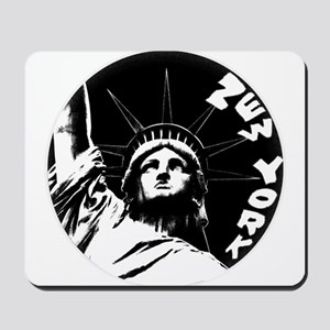 New York Souvenirs Statue of Liberty NYC Mousepad