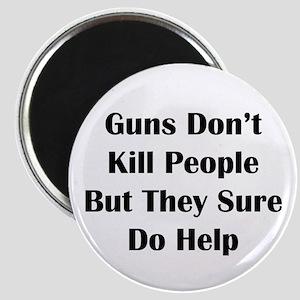 Guns Kill Magnet