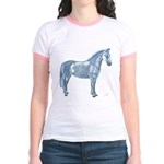 Petal Jr. Ringer T-Shirt