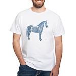 Petal White T-Shirt
