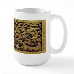 Spanish Ebony Large Mug