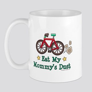 Mommy's Dust Cycling Bicycle Mug