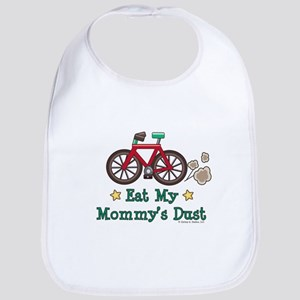Mommy's Dust Cycling Bicycle Bib
