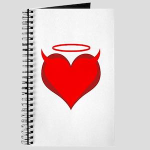 Saint or Sinner Valentine Journal