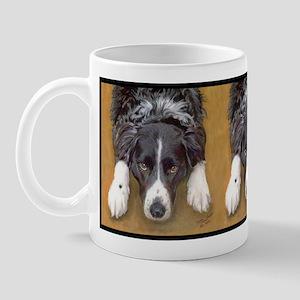 Border Collie Always Ready 2 Mug