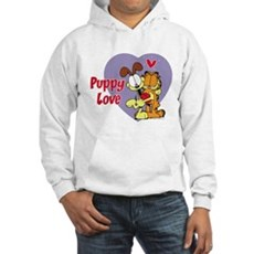 Puppy Love Hooded Sweatshirt