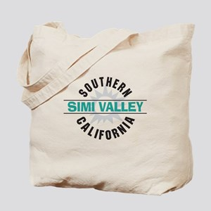 Simi Valley California Tote Bag