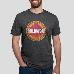Colombia Sun Heart T-Shirt