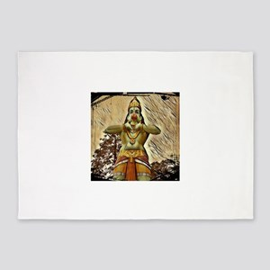 Hanuman 6 Merchandise 5'x7'Area Rug
