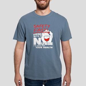 Drink With Nurse T Shirt T-Shirt