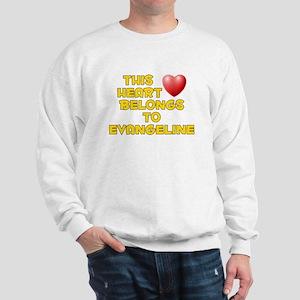 This Heart: Evangeline (D) Sweatshirt