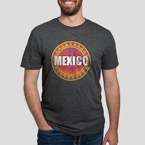 Mexico Sun Heart T-Shirt