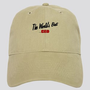 """""""The World's Best CEO"""" Cap"""
