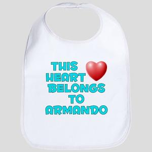 This Heart: Armando (E) Bib