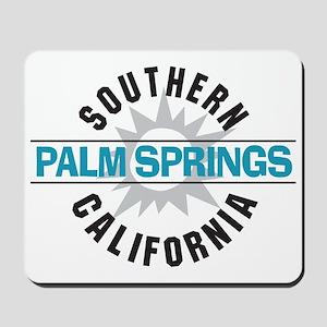 Palm Springs California Mousepad