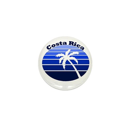 Costa Rica Mini Button (100 pack)