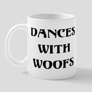 Dances with woofs Mug
