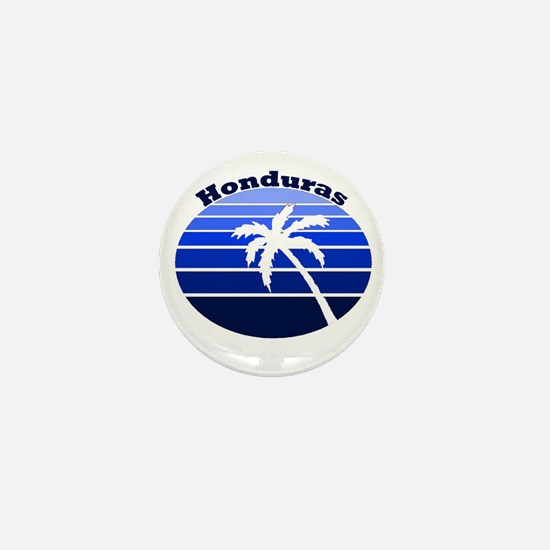 Honduras Mini Button