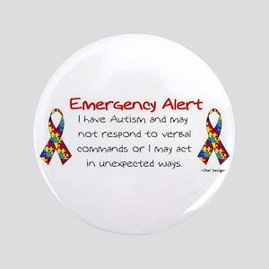 "Emergency Alert 3.5"" Button"