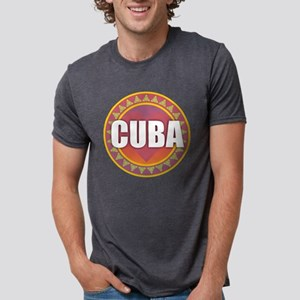 Cuba Sun Heart T-Shirt