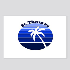 St. Thomas, USVI Postcards (Package of 8)