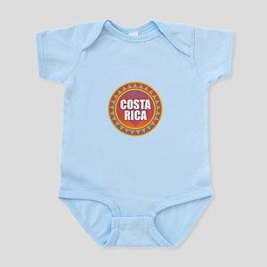 Costa Rica Sun Heart Body Suit
