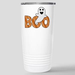 BOO Spooky Halloween Casper Mugs