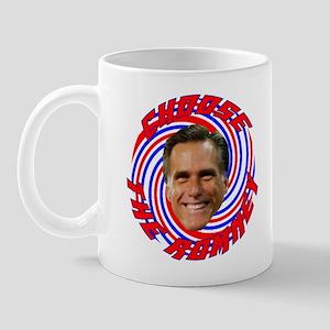 LDS MORMON MITT ROMNEY FOR PR Mug