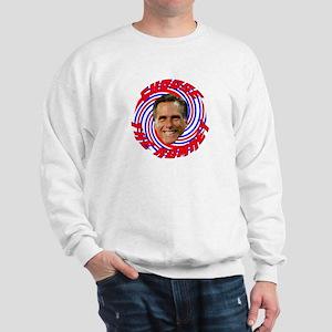 LDS MORMON MITT ROMNEY FOR PR Sweatshirt