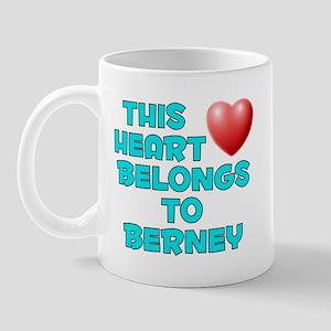 This Heart: Berney (E) Mug