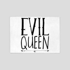 Evil Queen 5'x7'Area Rug