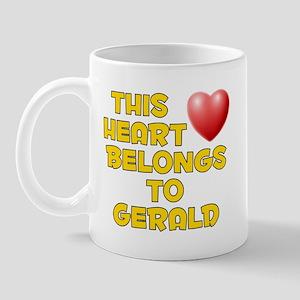 This Heart: Gerald (D) Mug