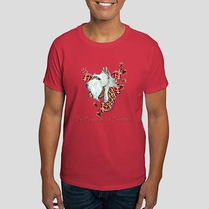 Proud Wheaten Scottie Dark T-Shirt