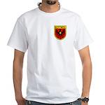 Rottweil White T-Shirt
