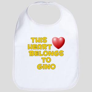 This Heart: Gino (D) Bib