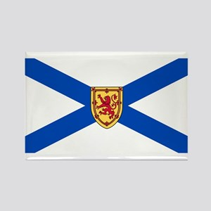 Nova Scotia Flag Rectangle Magnet