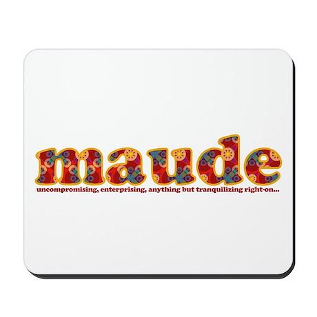 Maude Mousepad
