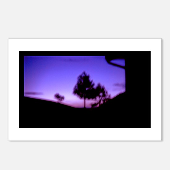 Hill Sunset Postcards (Package of 8)