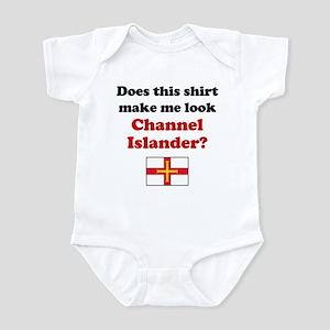 Make Me Look Channel Islander Infant Bodysuit