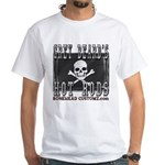 GREYBEARD White T-Shirt