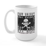 GREYBEARD Large Mug