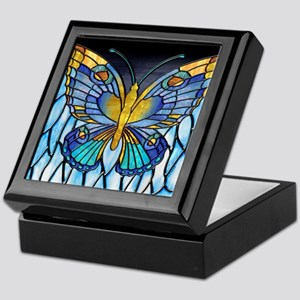 Butterfly Keepsake Box