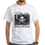pirate hot rods White T-Shirt