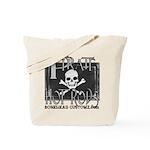 pirate hot rods Tote Bag