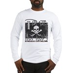 pirate hot rods Long Sleeve T-Shirt