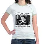 pirate hot rods Jr. Ringer T-Shirt