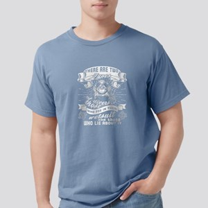 There Are Two Type Of Divers Those T Shirt T-Shirt