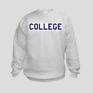 College Kids Sweatshirt